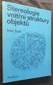 náhled knihy - Stereologie vnitřní struktury objektů