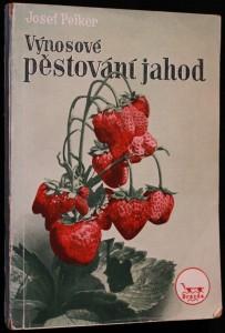 náhled knihy - Výnosové pěstování jahod