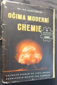 náhled knihy - Očima moderní chemie : zajímavé uvedení do světa chemických objevů pro každého