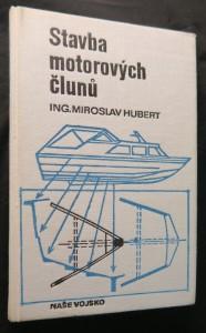 náhled knihy - Stavba motorových člunů