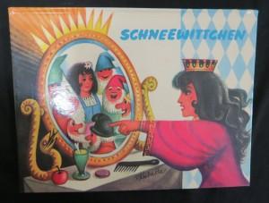 náhled knihy - Schneewittchen