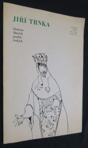 náhled knihy - Jiří Trnka - ilustrace Starých pověstí českých (katalog)