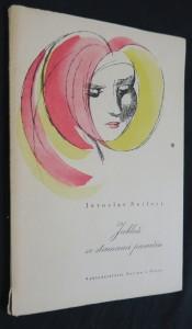 náhled knihy - Jabloň se strunami pavučin