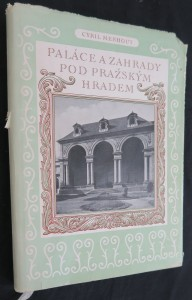 náhled knihy - Paláce a zahrady pod Pražským hradem
