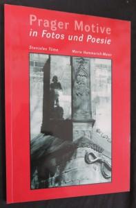 náhled knihy - Prager Motive in Fotos und Poesie (včetně autogramu autorky)