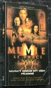 náhled knihy - Mumie se vrací