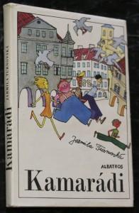 náhled knihy - Kamarádi : pro čtenáře od 7 let