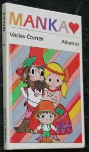 náhled knihy - Manka : četba pro žáky zákl. škol : pro děti od 6 let