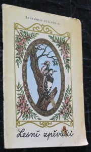 náhled knihy - Lesní zpěváčci