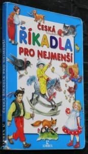 náhled knihy - Česká říkadla pro nejmenší