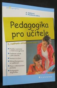 náhled knihy - Pedagogika pro učitele