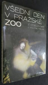 náhled knihy - Všední den v pražské ZOO