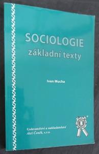 náhled knihy - Sociologie : základní texty