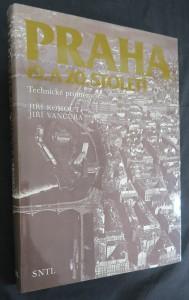 náhled knihy - Praha 19. a 20. století : technické proměny