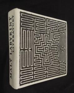 náhled knihy - Malý labyrint literatury