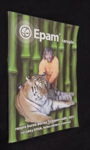 náhled knihy - Epam terapie : rozpis kurzů Borise Tichanovského 2011 (výrobky EPAM, léčba některých nemocí)