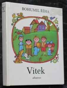 náhled knihy - Vítek : pro začínající čtenáře : četba pro žáky zákl. škol