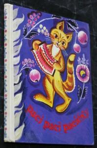 náhled knihy - Paci paci pacičky