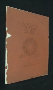 náhled knihy - Národ sobě : 1868 - 1918