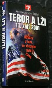 náhled knihy - Teror a lži : 11. září 2001 : důkazy o tom, že všechno bylo jinak