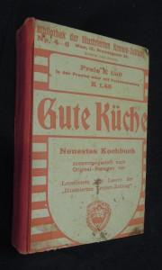 náhled knihy - Gute Küche : Neueste Kochbuch