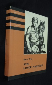 náhled knihy - Syn lovce medvědů : povídka z Dalekého západu