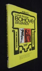 náhled knihy - Bohové Atlantidy