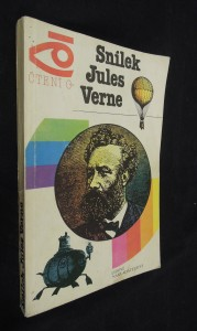 náhled knihy - Snílek Jules Verne