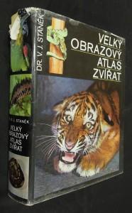 náhled knihy - Velký obrazový atlas zvířat