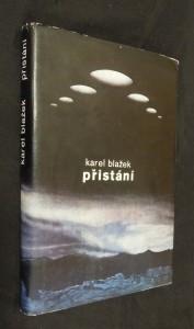 náhled knihy - Přistání