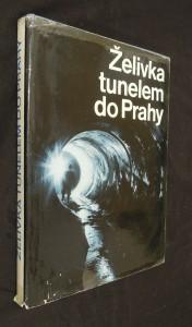 náhled knihy - Želivka : tunelem do Prahy