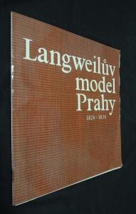 náhled knihy - Průvodce po Langweilově modelu Prahy