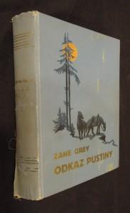 náhled knihy - Odkaz pustiny