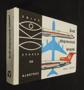 náhled knihy - Svět dopravních letadel