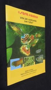 náhled knihy - Víte jak uzdravíte své ryby?