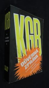 náhled knihy - KGB : důvěrná zpráva o zahraničních operacích od Lenina ke Gorbačovovi