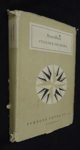 náhled knihy - Italské příběhy