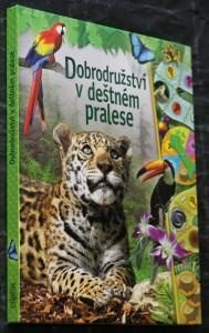 náhled knihy - Dobrodružství v deštném pralese