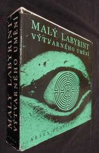 náhled knihy - Malý labyrint výtvarného umění : Pro mládež