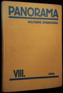náhled knihy - Panorama kulturní zpravodaj 8 +  Zpravodaj družstevní práce