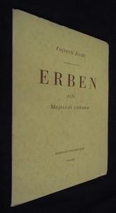 náhled knihy - Erben čili majestát zákona