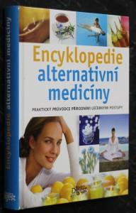 náhled knihy - Encyklopedie alternativní medicíny : praktický průvodce přírodními léčebnými postupy
