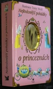 náhled knihy - Nejkrásnější pohádky o princeznách