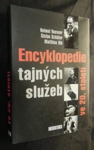 náhled knihy - Encyklopedie tajných služeb ve 20. století
