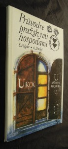 náhled knihy - Průvodce pražskými hospodami