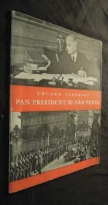 náhled knihy - Pan president se nám vrátil