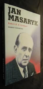 náhled knihy - Jan Masaryk : osobní vzpomínky
