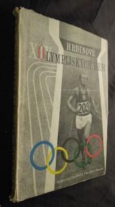 náhled knihy - Hrdinové olympijských her