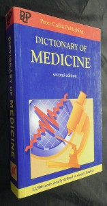 náhled knihy - Dictionary of Medicine