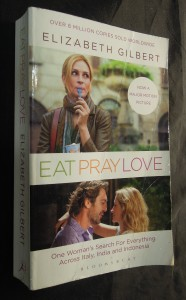 náhled knihy - Eat Pray Love